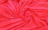 Ткань Бифлекс Неон-оранжевый