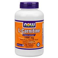 NOWл-карнитин тартратL-Carnitine Tartrate 1000 (100 tab)