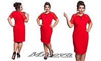 Платье рубашка 48-54 разные цвета
