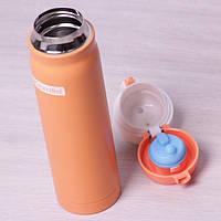 Термос-бутылка 500мл из нержавеющей стали, фото 1
