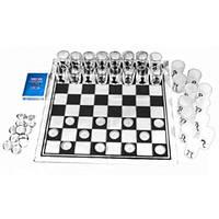 """Набор """"DUKE"""" из 3 игр: шахматы, шашки, карты"""