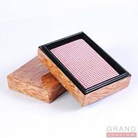 """Карты """"DUKE"""" в деревянной коробке"""