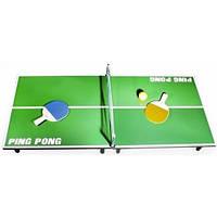 """Игра """"DUKE"""" настольный теннис 90х40 см."""