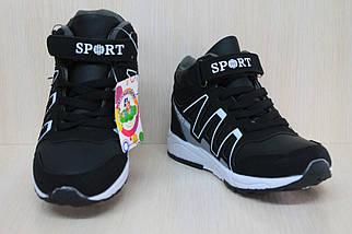 Демисезонные кроссовки  на мальчика тм JG р.31, фото 3