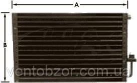 Конденсор автокондиционера (радиатор кондиционера)