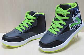Спортивные ботинки с рисунком для мальчика тм Том.м р. 31, фото 2