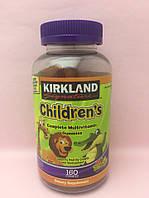Мультивитамины для детей Kirkland Signature Children´s , 160шт.