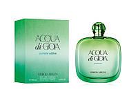 Женская парфюмированая вода Giorgio Armani Acqua Di Gioia Jasmine (Джорджио Армани Жасмин)