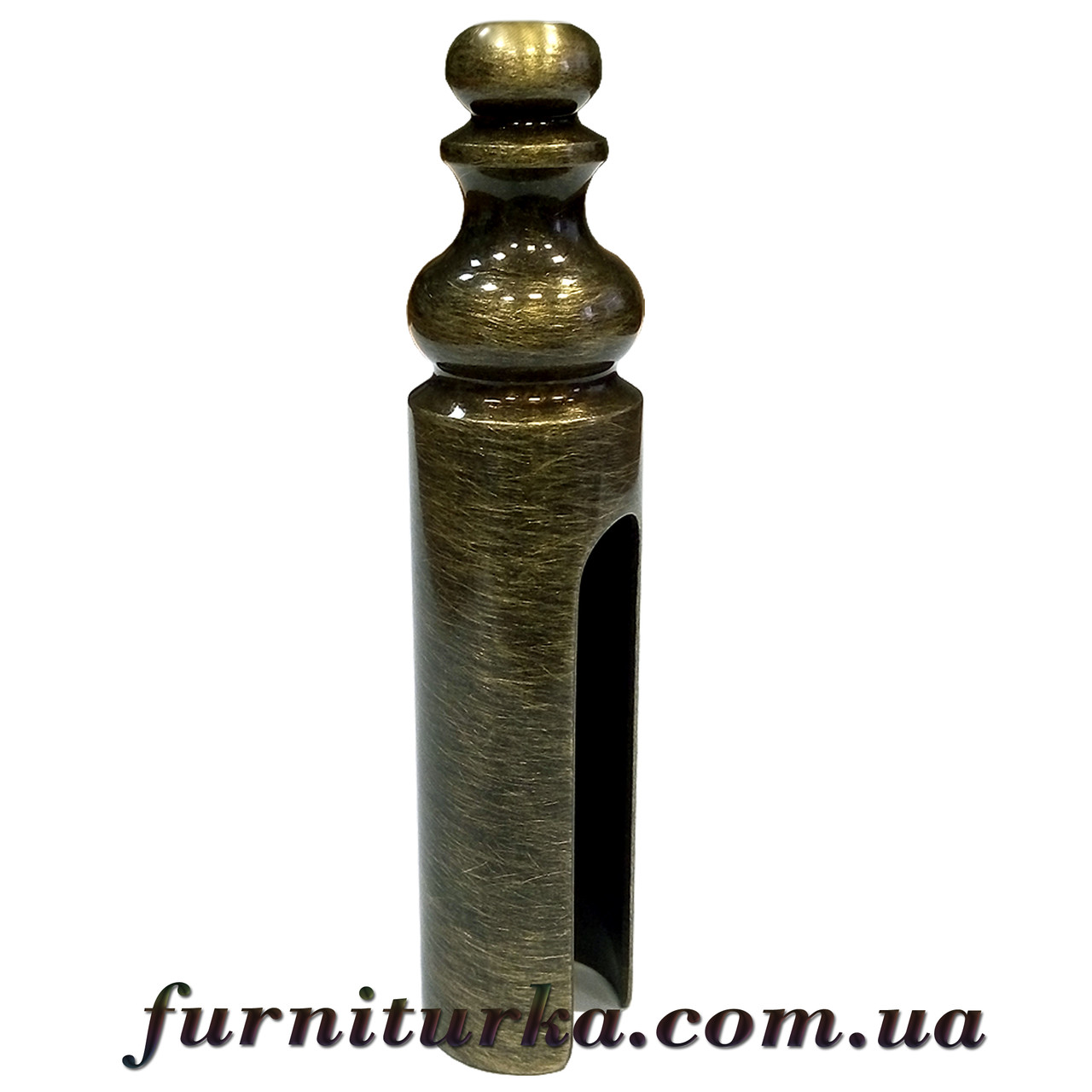 Колпачок на петлю Отлав Д=14 (зелёная бронза)
