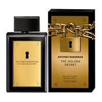 Мужская туалетная вода Antonio Banderas The Golden Secret (Антонио Бандерос Зе Голд Секрет)