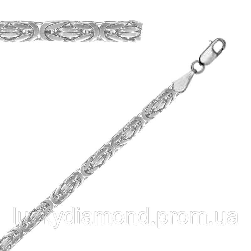 Срібний ланцюжок венеційського плетіння