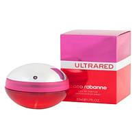 Женская парфюмерная вода Paco Rabanne Ultrared (Пако Рабанн Ултра Ред)