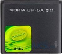 Аккумулятор Nokia BP-6X (700 mAh)