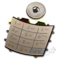 Клавиатура (кнопки) Samsung U700 Silver