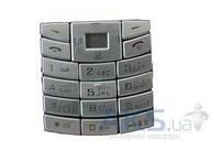 Клавиатура (кнопки) LG 1800 Silver