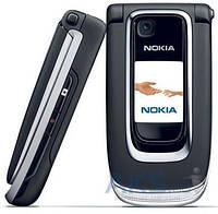 Стекло дисплея для Nokia 6131 Внешнее Black
