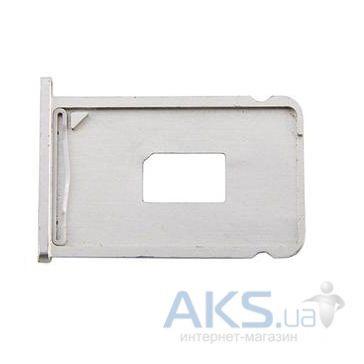 Держатель SIM-карты Apple iPhone 2G Silver - goodspares в Киеве