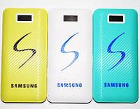 Samsung Power Bank 30000mAh Carbon LCD реплика