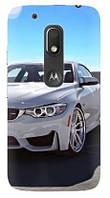 Чехол для Motorola MOTO G4 Play XT1602 (Машина)