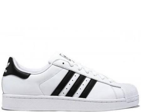 "Мужские кроссовки  Adidas Superstar II ""White/Black"""