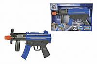 Игрушечное оружие «Simba» (8108618) Полицейский автомат (свето-звуковые эффекты), 37 см