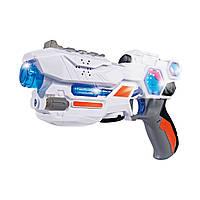Игрушечное оружие «Simba» (8041886) бластер Космический солдат (свето-звуковые эффекты), 24 см