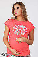 Футболка для беременных. Майки, футболки одежда для беременных.