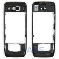 Средняя часть корпуса Nokia E52 Black