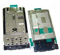 Средняя часть корпуса Nokia X3-00 Black