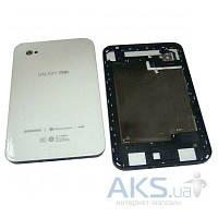 Задняя часть корпуса (крышка) для планшета Samsung P1000 Galaxy Tab White