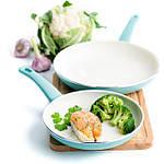 Керамические сковородки: плюсы и минусы эксплуатации
