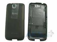 Задняя часть корпуса (крышка аккумулятора) HTC A8181 Desire Original Coffee