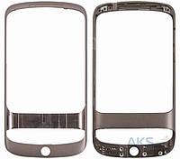 Передняя панель корпуса (рамка дисплея) HTC Nexus One Coffee
