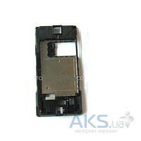 Средняя часть корпуса HTC P3700/S900 Touch Diamond Black
