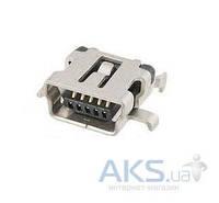 (Коннектор) Разъем зарядки Blackberry 8220/8520/8530/9100/9520/9550/9700 5pin