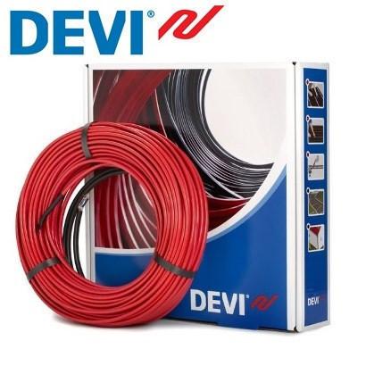 Двожильний кабель DEVIflex 18T - 1075W 140F1244