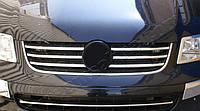 Накладки на решетку Volkswagen Multivan T5