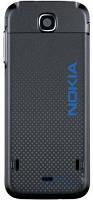 Задняя часть корпуса (крышка аккумулятора) Nokia 5310 Original Black/Blue