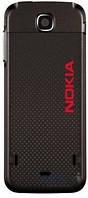 Задняя часть корпуса (крышка аккумулятора) Nokia 5310 Original Black/Red