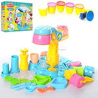 Игровой набор Волшебный пластилин Большая фабрика мороженого