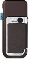 Задняя часть корпуса (крышка аккумулятора) Nokia 7360 Original Brown