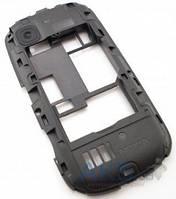 Средняя часть корпуса Nokia Asha 200 Black