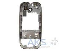 Средняя часть корпуса Nokia 7230 Silver