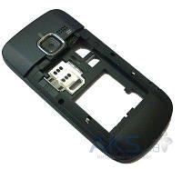Средняя часть корпуса Nokia C3-00 Black