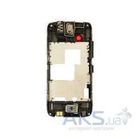Средняя часть корпуса Nokia C5-03 Black