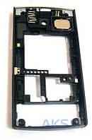 Средняя часть корпуса Nokia X3-00 Silver