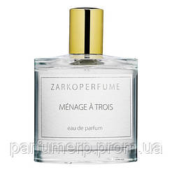 Zarkoperfume Menage A Trois 100ml  Парфюмированная вода