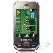 Средняя часть корпуса Samsung B5722 Dark Pink