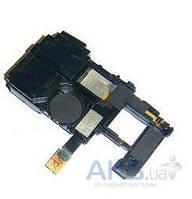Шлейф для Samsung S8500 с держателем SIM карты и динамиком в рамке Original