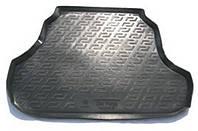 Резиновый коврик в багажник ЗАЗ Forza HB 11-  Lada Locer (Локер Форза)